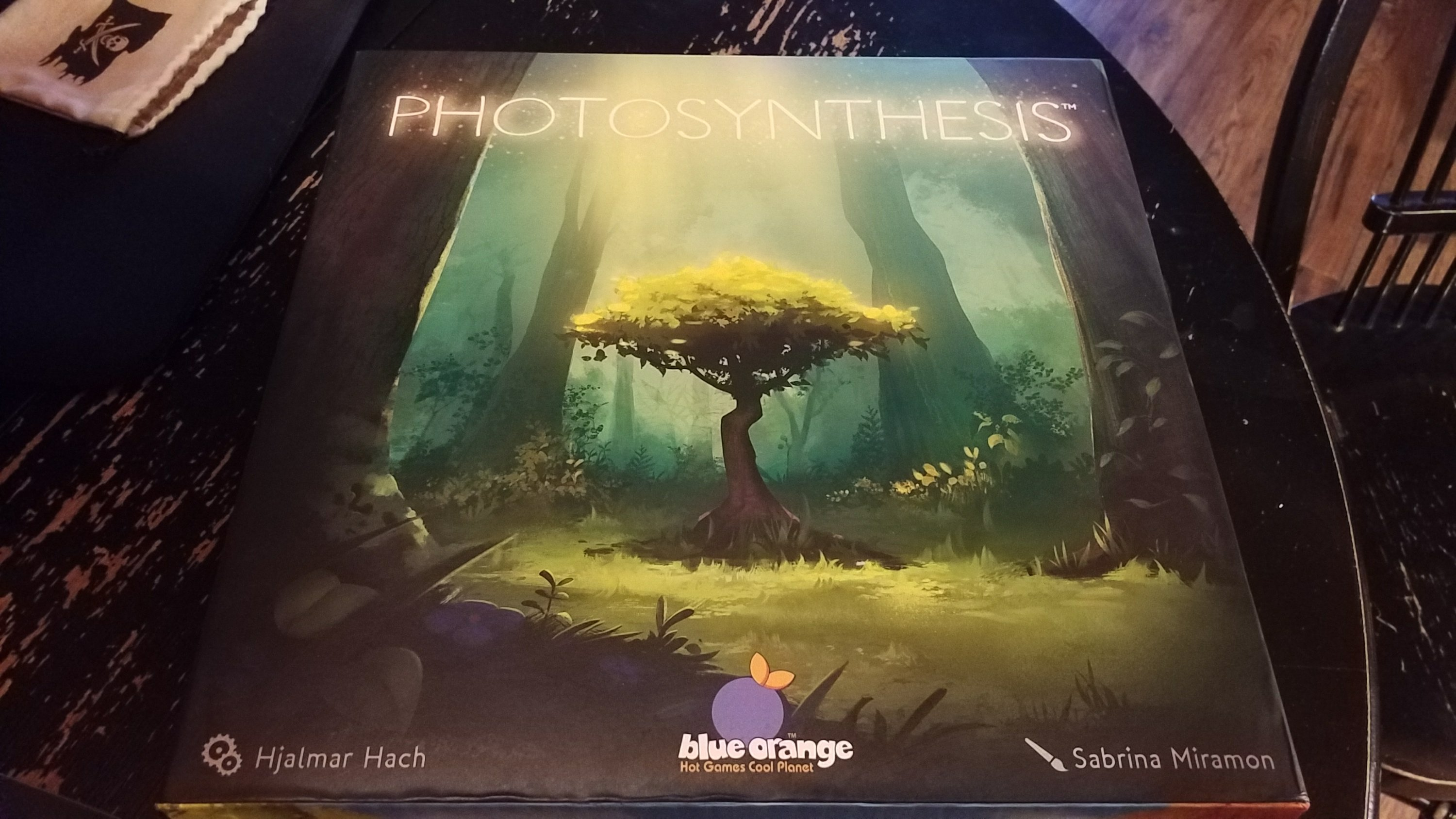 photosynthesis game box cover